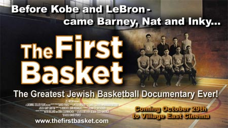 First Basket: Jews and Basketball
