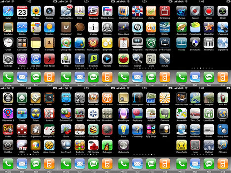 best apps iphone 4