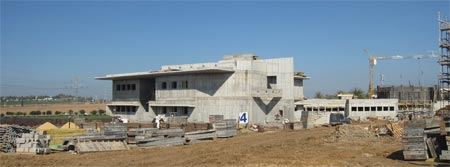 Alexander  Joseph Viterbi Arts Center in Sha'ar HaNegev