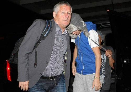 The Bodyguard and the Biebs