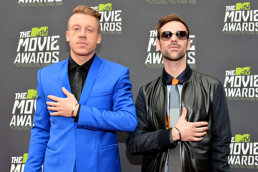 Macklemore and Lewis