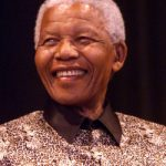 Nelson Mandela, who passed away at 95 last week