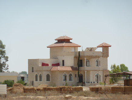 Bedouin Home in Israel