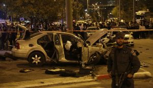 car attack jerusalem