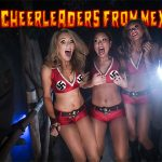 Mexican Nazi Cheerleaders?