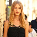 Sofia Mechetner, the new face of Dior, is a 14 year old Israeli from Holon