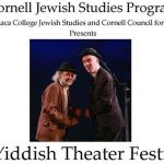 A Jewish actor and a Jewish playwright walk into a bar…