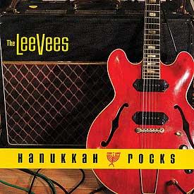 LeeVees, The - Hanukkah Rocks