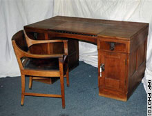 Hitler's $1 million desk